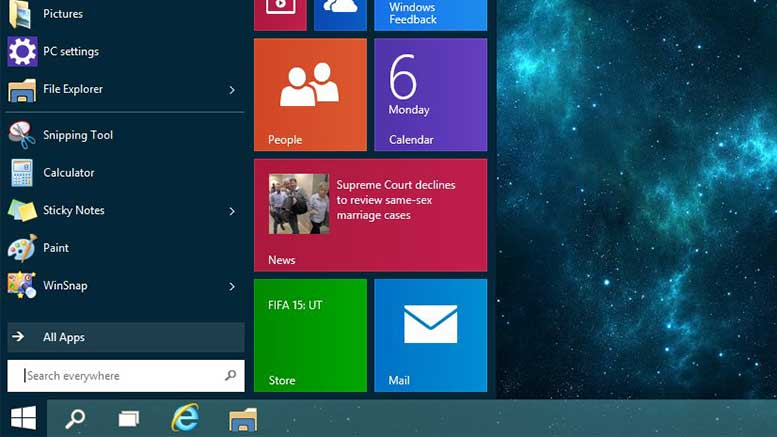 Windows 10 Collects Your Information