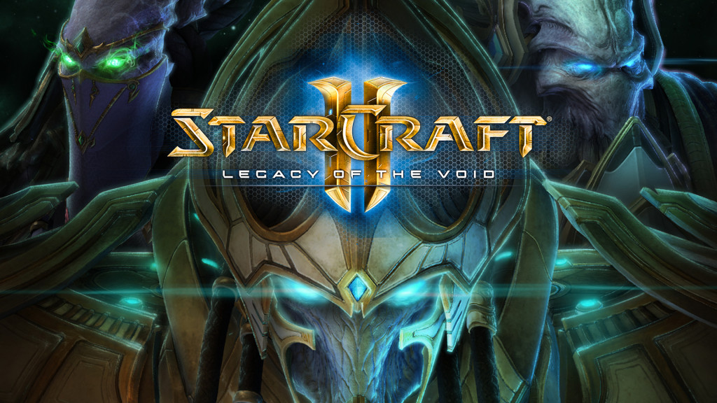 Starcraft Continues With 'Legacy Of The Void'