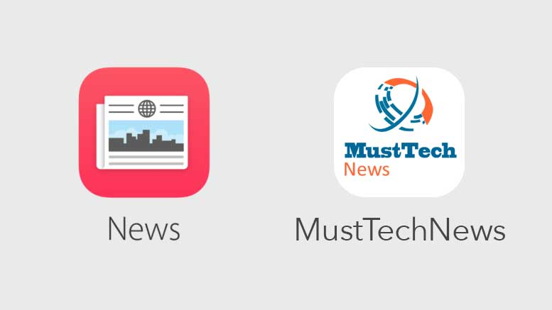 MustTech News on Apple News