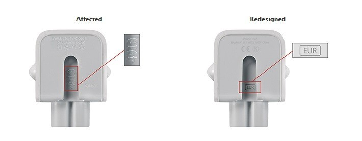 Apple Affected Adapter