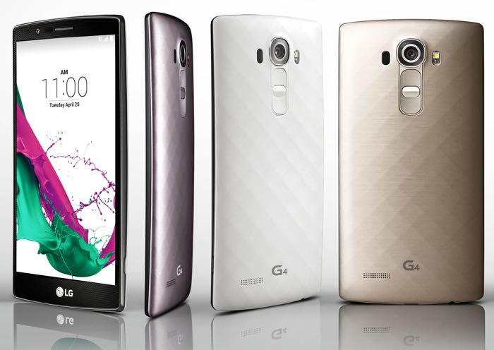 AT&T's LG G4 Gets Android Marshmallow