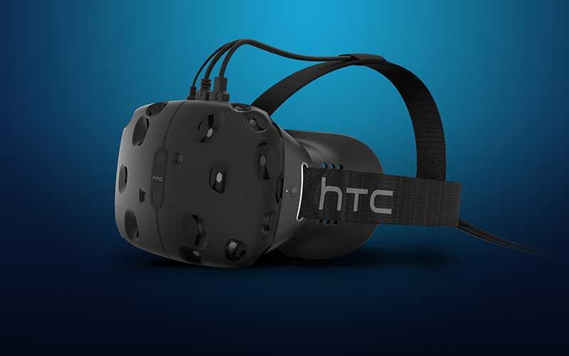 The HTC Vive VR Comes on April