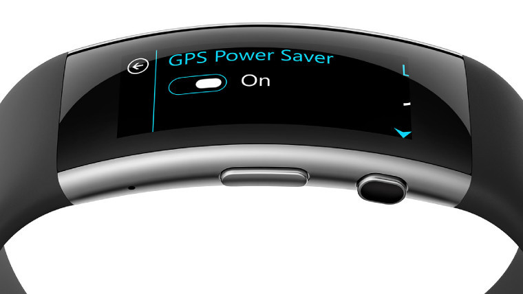 GPS Power Saver Mode For Band 2 From Microsoft
