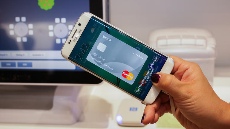 Samsung Pay in UK and Spain