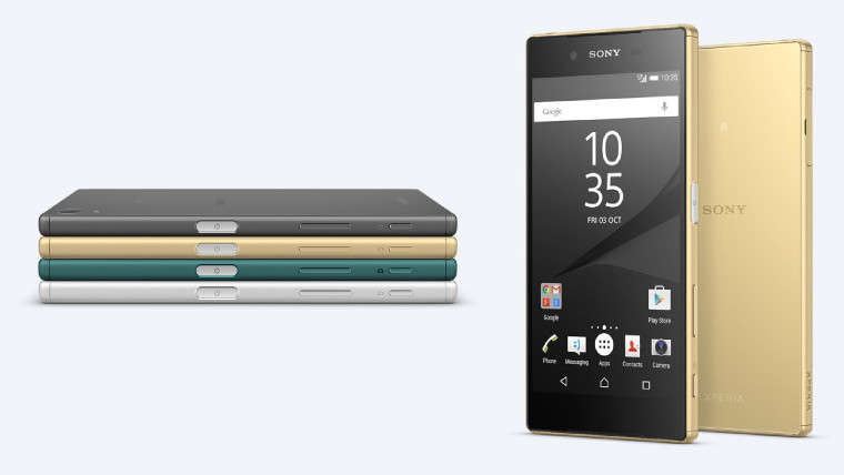 Xperia Z5 & Z5 Compact Launch of Sony