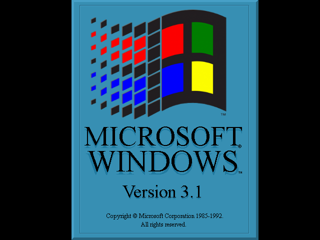 Want Some Nostalgia With Windows 3.1?