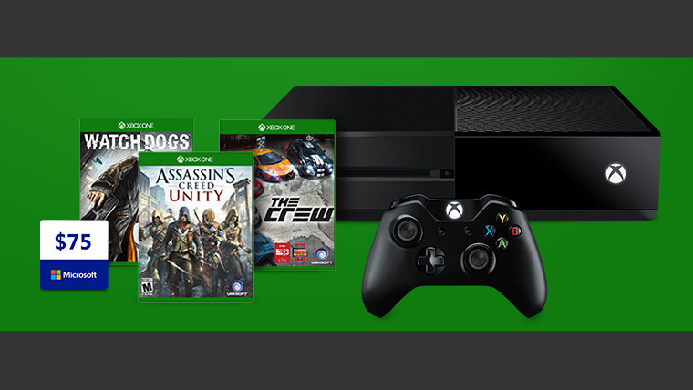 75$ Gift Code For Xbox One Buyer