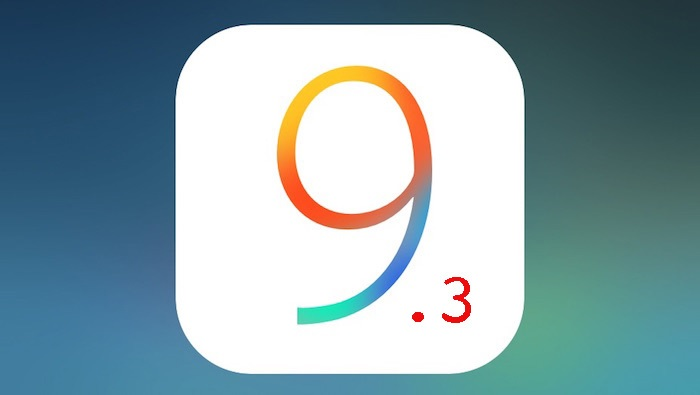 Apple re-releases iOS 9.3 to fix bugs