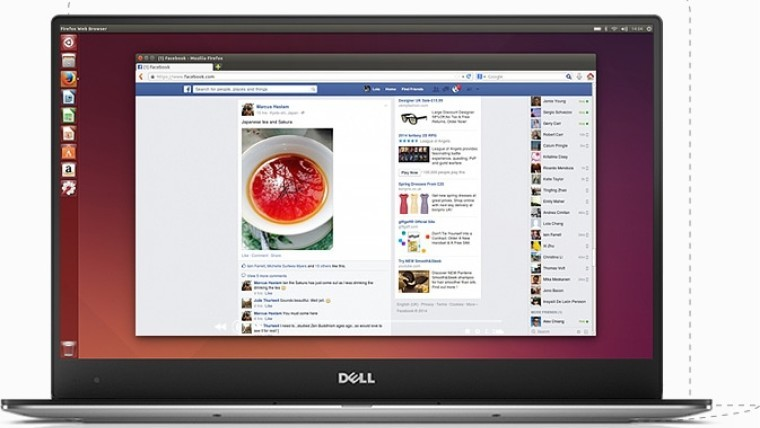 Dell Offers Ubuntu Laptops
