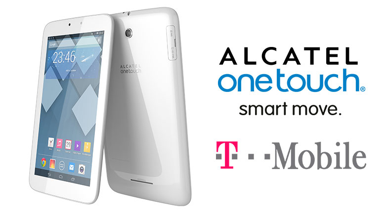 A Look At Alcatel's New Tablet, POP 7