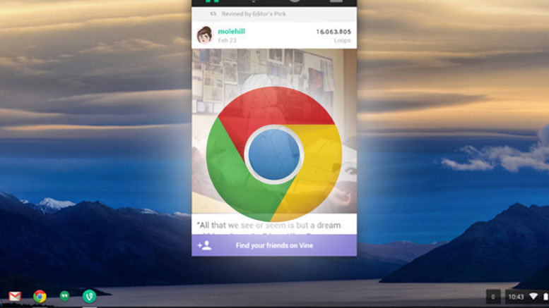 Android Apps To Invade Chrome OS, All of Them