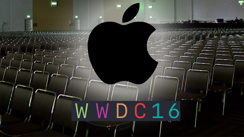 Apple Confirms WWDC 2016