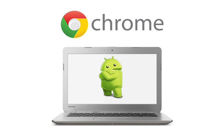 Chromebooks May Support Every Android App
