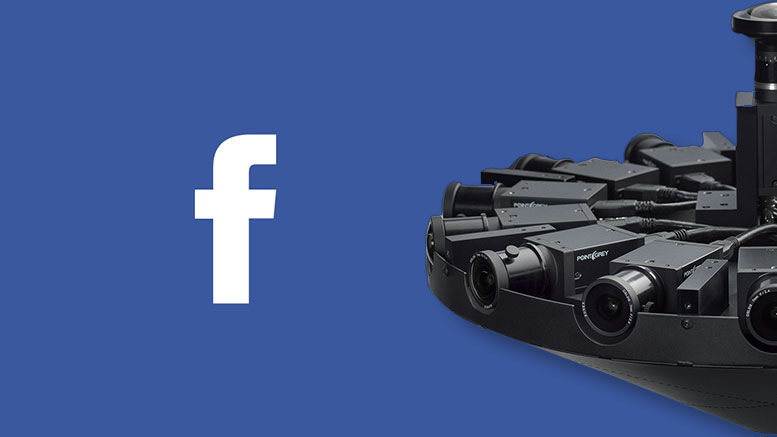 Facebook launches Facebook Surround 360 camera at F8 conference