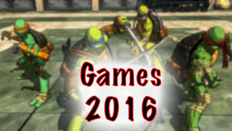 Total number of games that launched in 2016
