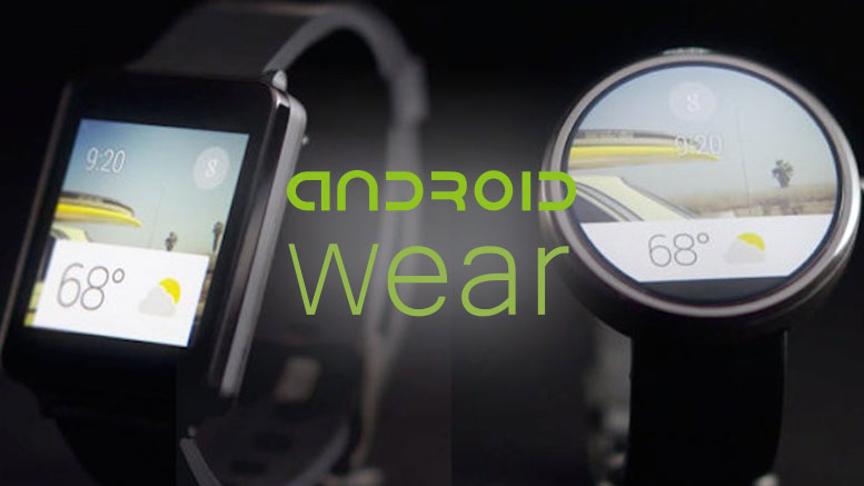 Google makes new 'Mode' swappable Android Wear Bands, as they play catch up to Apple