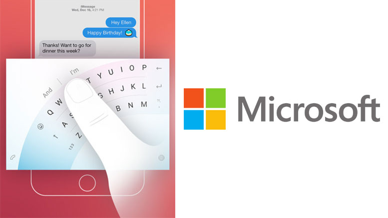 Microsoft launches Word Flow keyboard on iOS