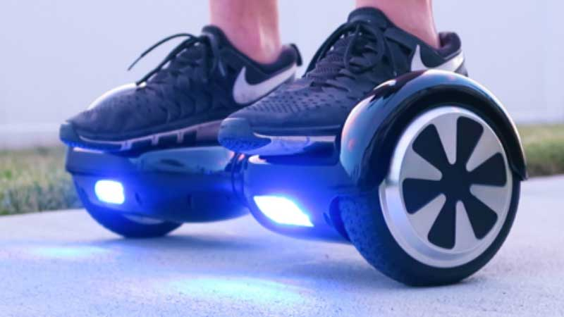 New Samsung Hoverboard Probably Won't Explode