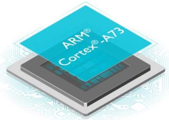 The Cortex A-73 Computing Processor is Made to Run