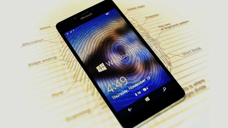 Finally Windows 10 Mobile To Support Fingerprint Scanner
