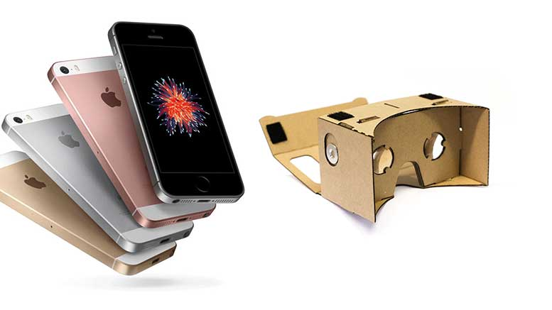 Google Cardboard Support, Now on iOS!