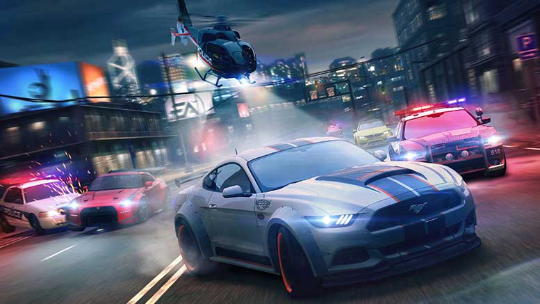 Need For Speed – Wait Time Extends as EA Announces Next Launch in 2017