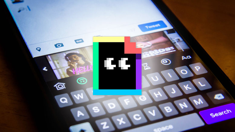 New gif keyboard, Giphy Keys, now available on iOS App Store for iPhone