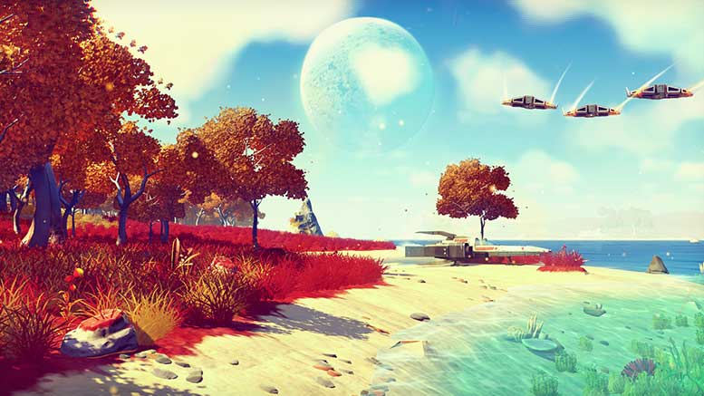 Sony Affirms, No Man's Sky Comes on August