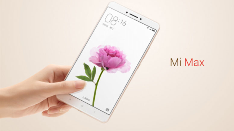Xiaomi Finally Unveils Mi Max Phablet in China
