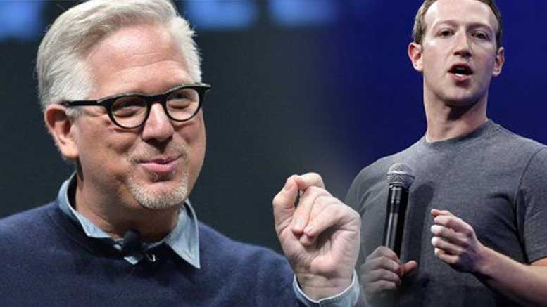 Zuckerberg's Glenn Beck Meeting