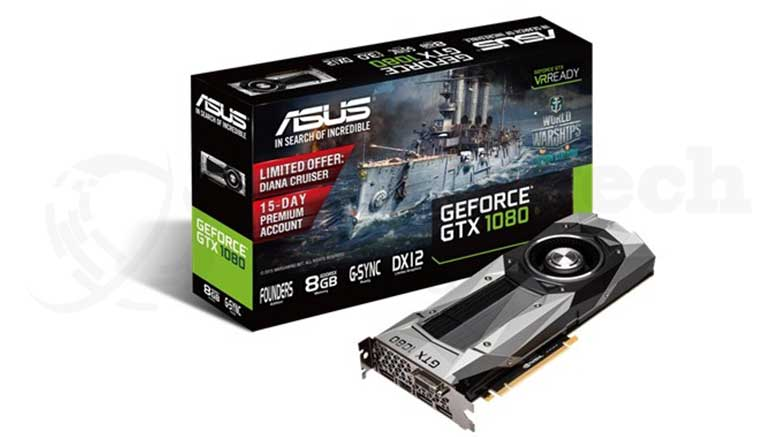 Asus, MSI Shipping Overclocked GTX 1080 and 1070 GPUs to Reviewers