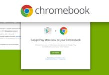 The Chrome OS To Receive A Much Needed Store Manager