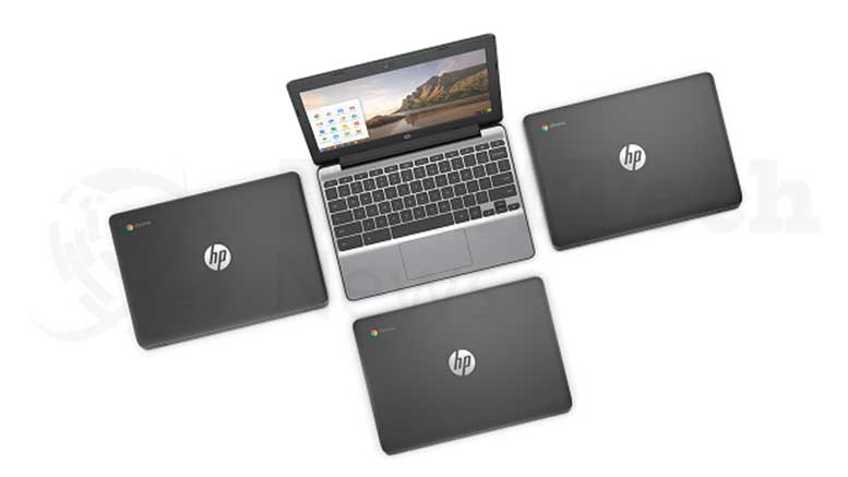 HP Chromebook 11 G5 To Sport Touch Screen To Support Android Apps