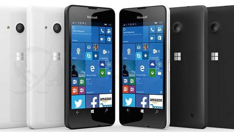 Microsoft Lumia 550 Available At Just £49.99 In The UK, Read The Deal Here