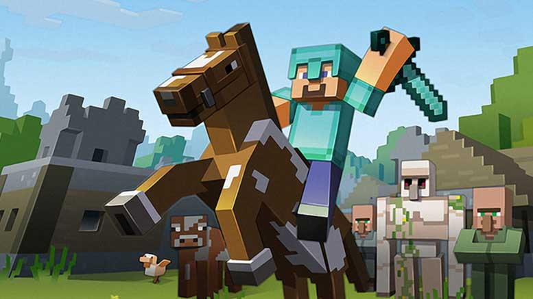 Minecraft breaks down On Its In-Game Paid Advertising