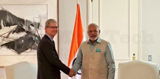 Apple looks forward to launch stores in India: Tim Cook