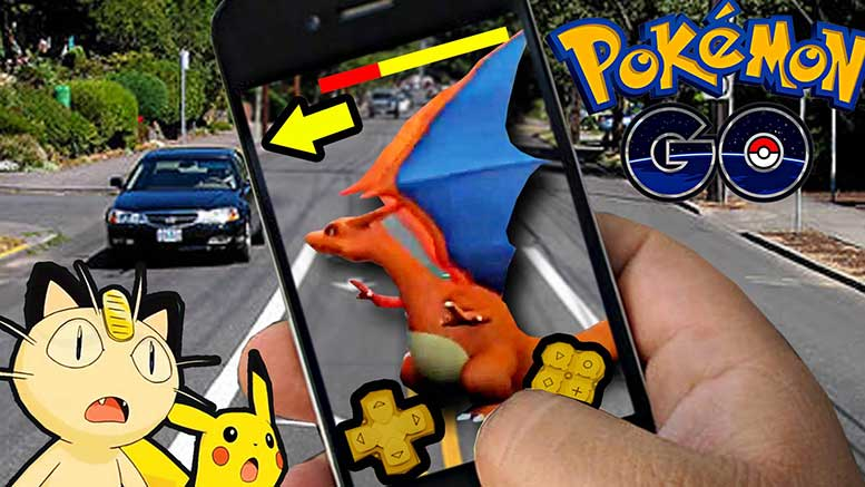 Pokemon Go Fervor Taking Over Millions of People