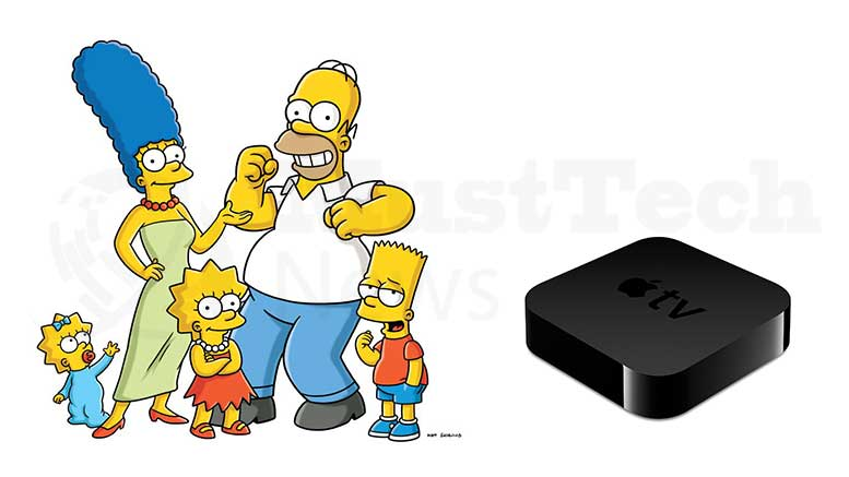 The Simpsons Are Moving To Apple Tv and an App Near You