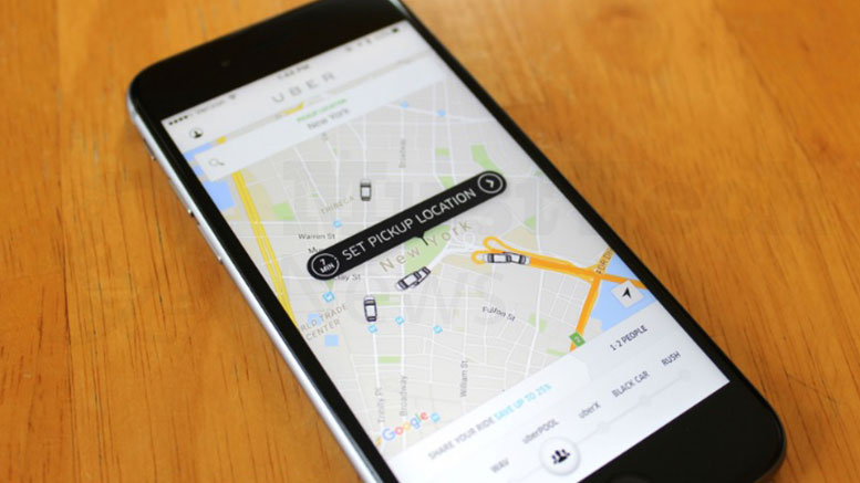 UberCentral let companies request and pay for their customer's rides