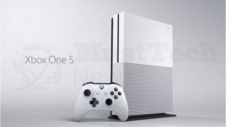 Xbox One S to Hit The Store on August 2
