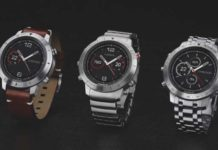 Garmin Releases Fenix Chronos, A Luxury Smartwatch