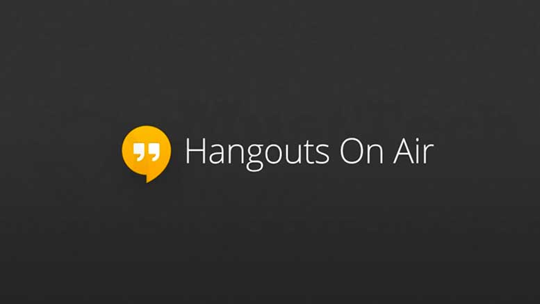Google To Discontinue Hangouts Air From September 12th