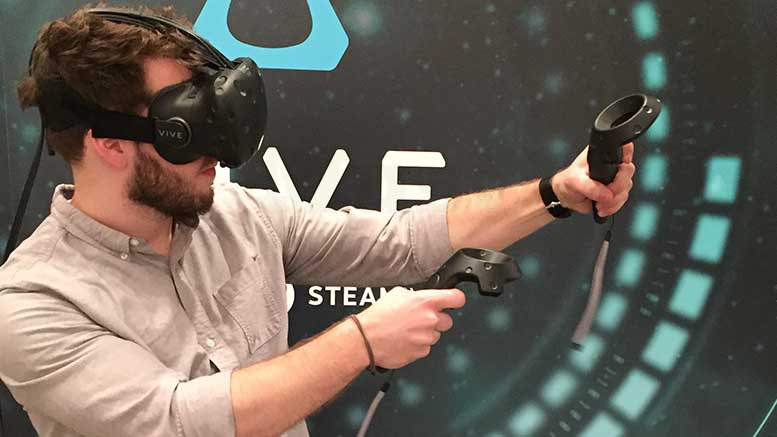 HTC Vive Now Comes With Some Free Games