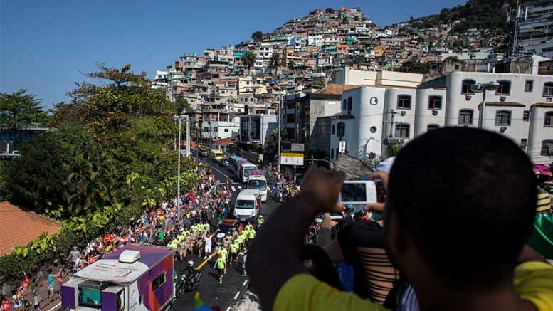More than The Rio Olympics: Google Maps Takes You Into The Favelas