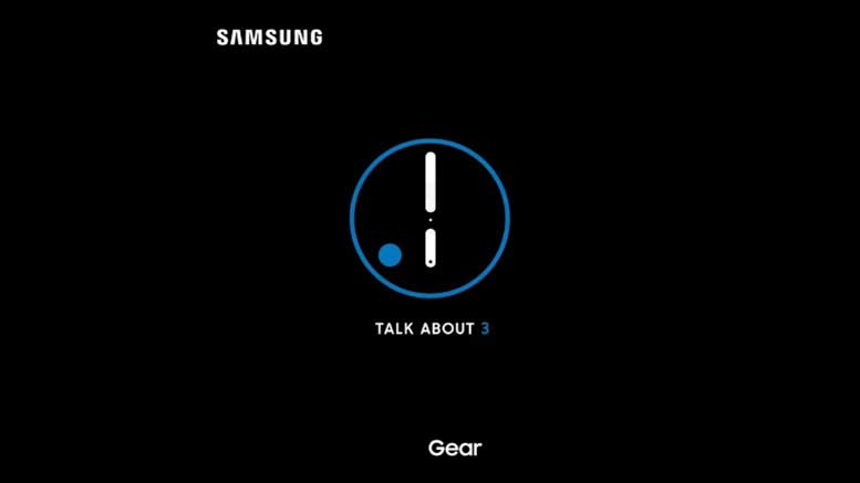 Samsung To Launch Gear S3 At The IFA Electronics Show On 31st August