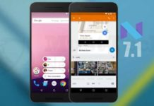 New Android 7.1 preview now available for Nexus 6P, 5X and the Pixel C