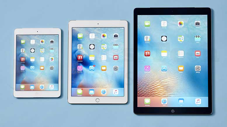 How To Choose The Right iPad For Your Business