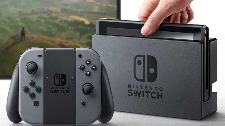 Great Controllers can be produced by Nintendo Again! The Switch!