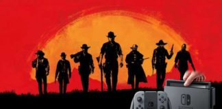 Nintendo Switch and Red Dead Redemption 2