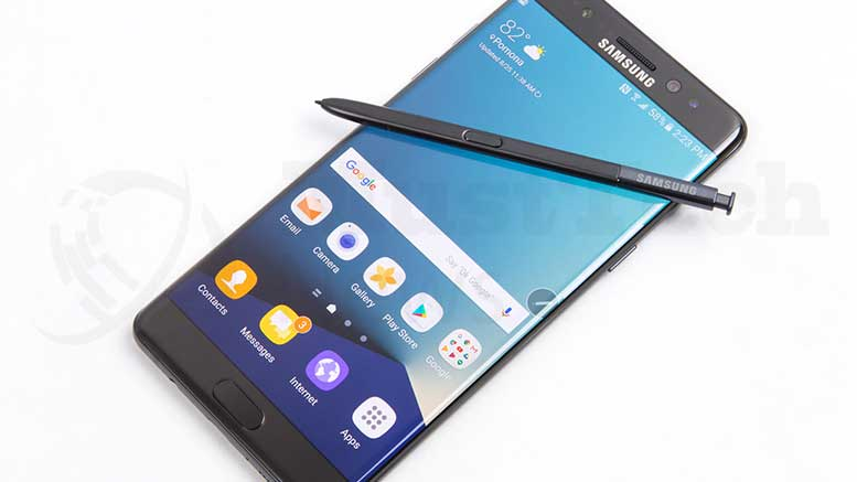 A new report says that Samsung have no idea what is happening with the Note 7